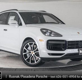 2019 Porsche Cayenne Turbo for sale 101087106