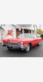 1968 Cadillac De Ville for sale 101087128