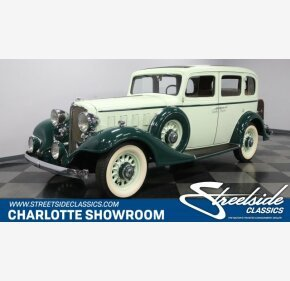 1933 Buick Series 50 for sale 101087490