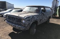 1974 Dodge Ramcharger for sale 101087842