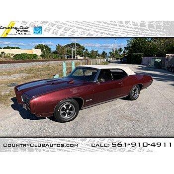 1969 Pontiac GTO for sale 101088624