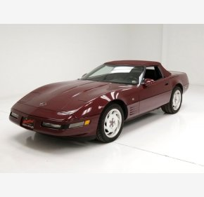 1993 Chevrolet Corvette Convertible for sale 101088766