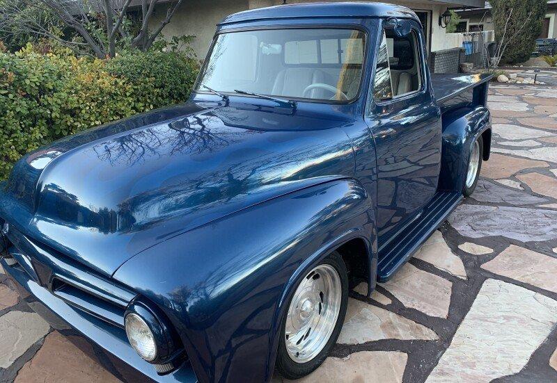 1953 ford f100 2wd regular cab for sale near las vegas, nevada 89120  clic dodge wiring harness