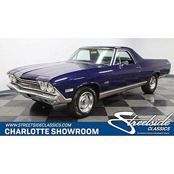 1968 Chevrolet El Camino for sale 101089646