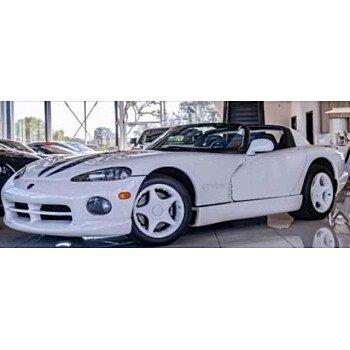 1996 Dodge Viper for sale 101090028