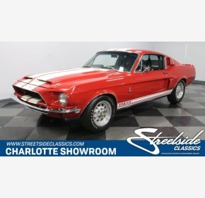 1968 Ford Mustang Shelby GT500 for sale 101090064