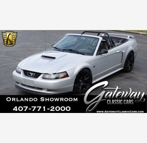 2002 Ford Mustang GT Convertible for sale 101090068