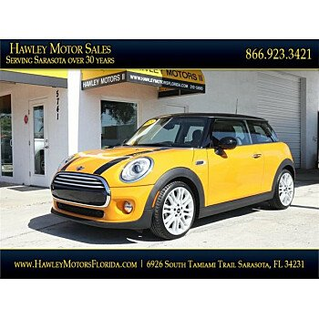 2015 MINI Cooper 2-Door Hardtop for sale 101090177