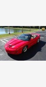 2000 Pontiac Firebird Trans Am Convertible for sale 101090358
