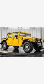 2006 Hummer H1 4-Door Open Top for sale 101090444