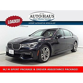2016 BMW 750i xDrive for sale 101090490