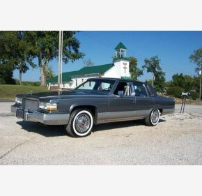1990 Cadillac Brougham for sale 101091154