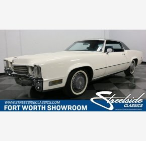 1970 Cadillac Eldorado for sale 101091392