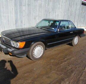 1986 Mercedes-Benz 560SL for sale 101091733