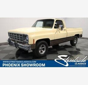 1978 Chevrolet C/K Truck Scottsdale for sale 101092453