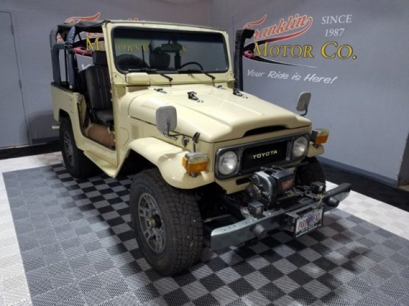 1983 Toyota Land Cruiser Classics for Sale - Classics on