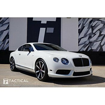 2014 Bentley Continental GT V8 S Coupe for sale 101092565