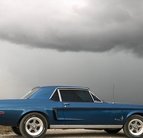 1968 Ford Mustang Coupe for sale 101092847