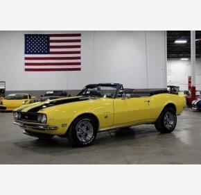1967 Chevrolet Camaro for sale 101093504