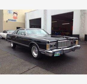 1978 Mercury Grand Marquis for sale 101093798