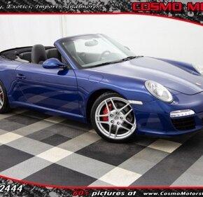 2009 Porsche 911 Cabriolet for sale 101093832