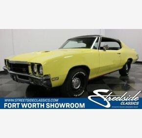1972 Buick Skylark for sale 101094045