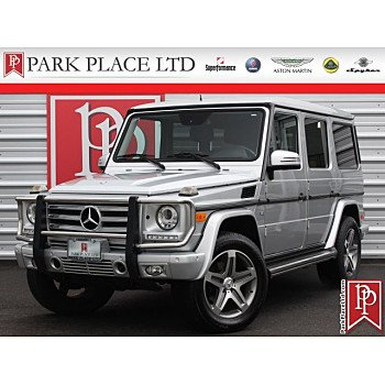 2013 Mercedes-Benz G550 for sale 101094313
