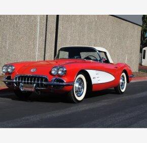 1958 Chevrolet Corvette for sale 101094446