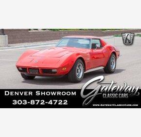 1973 Chevrolet Corvette for sale 101094795