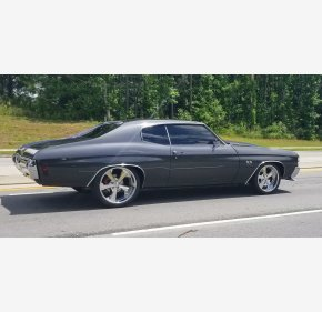1971 Chevrolet Chevelle SS for sale 101094858
