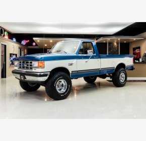 1988 Ford F150 4x4 Regular Cab for sale 101094918