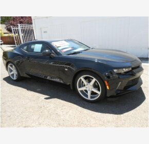 2018 Chevrolet Camaro LT Coupe for sale 101095090
