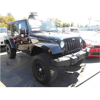 2010 Jeep Wrangler 4WD Unlimited Sahara for sale 101095094