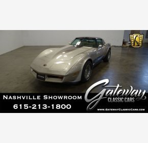 1982 Chevrolet Corvette for sale 101095209