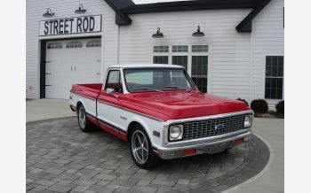 1972 Chevrolet Custom for sale 101095248