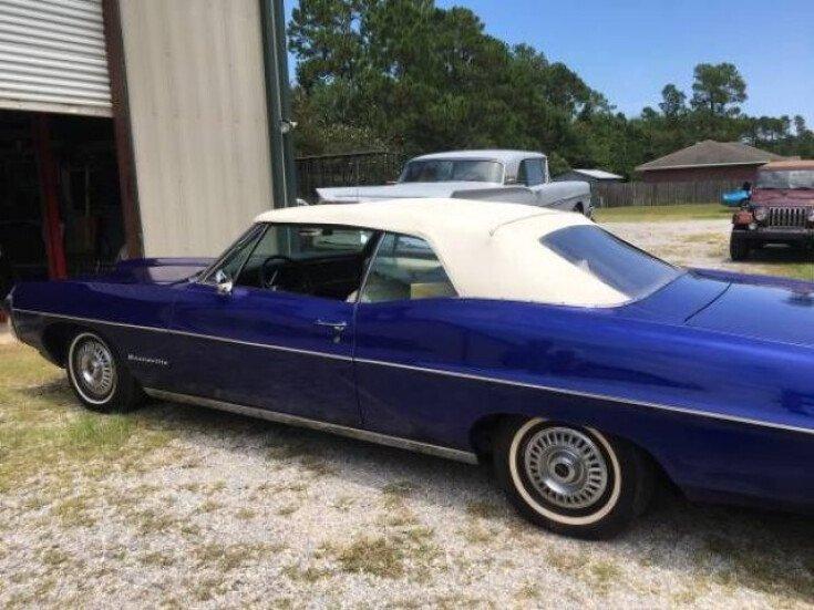 1968 Pontiac Bonneville For Sale Near Cadillac Michigan 49601