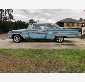 1960 Chevrolet Biscayne for sale 101095285