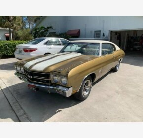 1970 Chevrolet Chevelle SS for sale 101095309