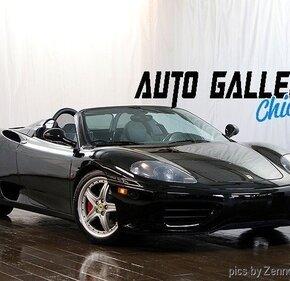 2001 Ferrari 360 Spider for sale 101095487