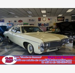 1969 Chevrolet Bel Air for sale 101095635