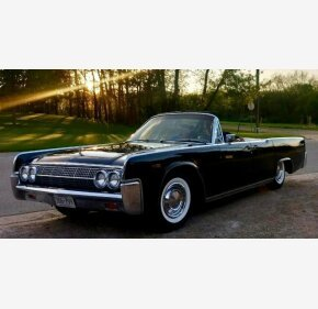 1963 Lincoln Continental for sale 101095762