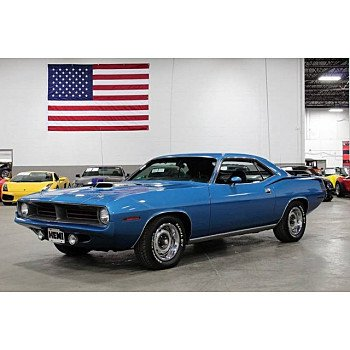 1970 Plymouth Barracuda for sale 101095765