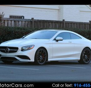 2016 Mercedes-Benz S63 AMG 4MATIC Coupe for sale 101095860