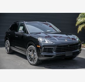 2019 Porsche Cayenne S for sale 101095986