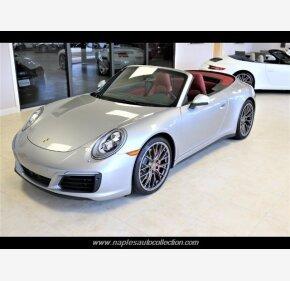 2017 Porsche 911 Cabriolet for sale 101096308