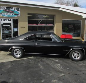 1966 Chevrolet Impala for sale 101096363