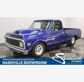 1971 Chevrolet C/K Truck for sale 101096909