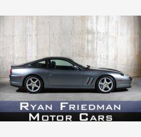 2001 Ferrari 550 Maranello Coupe for sale 101096961