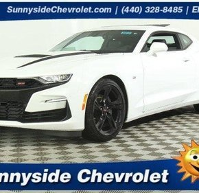 2019 Chevrolet Camaro SS Coupe for sale 101097345