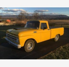 1963 Ford F100 for sale 101097606